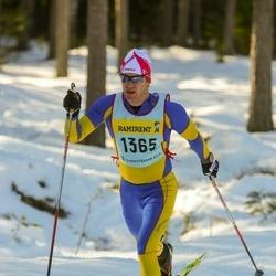 Skiing 90 km - Anders Danneskog (13656)