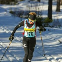 Skiing 90 km - Emma Lundgren (7766)