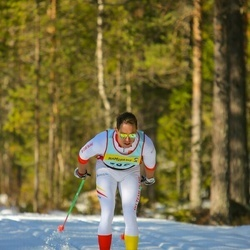 Skiing 90 km - Daniel Tonell (3896)