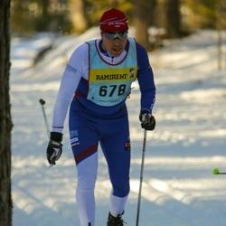 Skiing 90 km - Anders Hvittfeldt (6786)