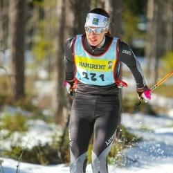 Skiing 90 km - Jennie Järsenholt (2316)