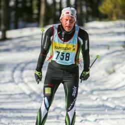 Skiing 90 km - Eivind Sundet (7386)