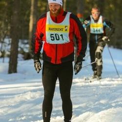 Skiing 90 km - Anders Prästings (5016)