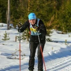 Skiing 90 km - Magnus Bergkvist (13746)