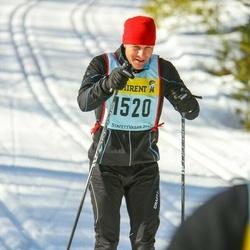 Skiing 90 km - Joakim Stahl (15206)