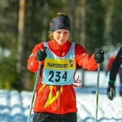 Skiing 90 km - Sara Grankvist (2346)