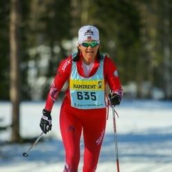 Skiing 90 km - Liv Kindem (6356)