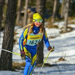 Skiing 90 km - Maja Heikki (16246)