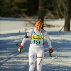 Skiing 90 km - Alexandra Sömskar (3516)