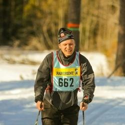 Skiing 90 km - Jonas Ekman (6626)