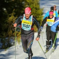 Skiing 90 km - Claes Skoglöf (15026)