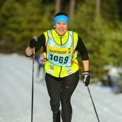 Skiing 90 km - Fanny Nikula (10696)