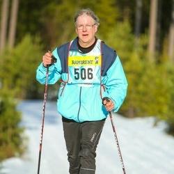 Skiing 90 km - Lars-Eric Mattsson (5066)