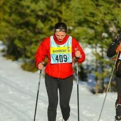 Skiing 90 km - Amy Åkerlund (4096)