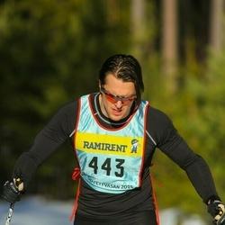 Skiing 90 km - Anders Segerström (4436)