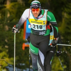 Skiing 90 km - Anders Richardsson (2186)