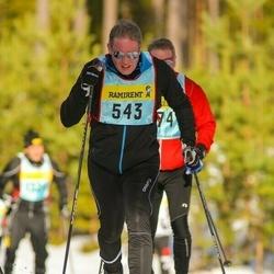 Skiing 90 km - Björn Styrman (5436)