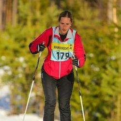 Skiing 90 km - Christina Westphal (1796)