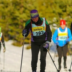 Skiing 90 km - Carina Sundbüe (2826)