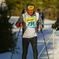 Skiing 90 km - Janne Pettersson (7396)