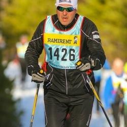 Skiing 90 km - Henrik Gustafsson (14266)