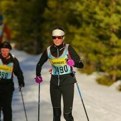 Skiing 90 km - Elin Björklund (14906)