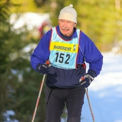 Skiing 90 km - Anders Johnson (1526)