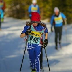 Skiing 90 km - Alma Wallman (6406)