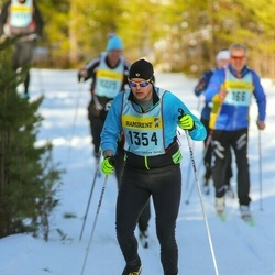 Skiing 90 km - Andreas Gustavsson (13546)