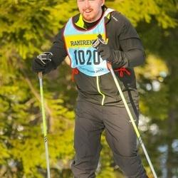 Skiing 90 km - Daniel Eriksson (10206)