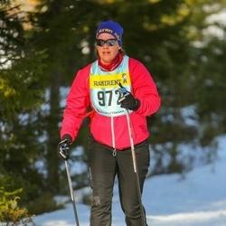 Skiing 90 km - Christin Jonsson (9726)