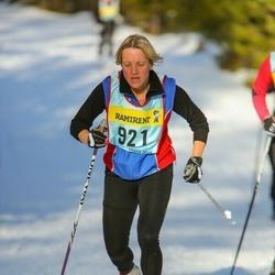 Skiing 90 km - Ellinor Andersson (9216)