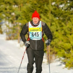 Skiing 90 km - Andreas Andersson (6456)