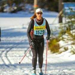 Skiing 90 km - Jannike Berg (15296)