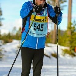 Skiing 90 km - Henrik Axelsson (5456)