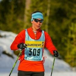 Skiing 90 km - Sara Björklund (3096)