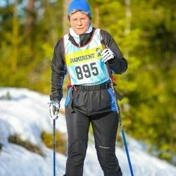 Skiing 90 km - Kerstin Einarsson (8956)