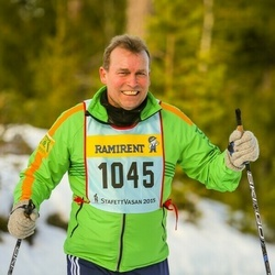 Skiing 90 km - Anders Clarén (10456)