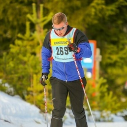 Skiing 90 km - Henrik Lindroos (2696)