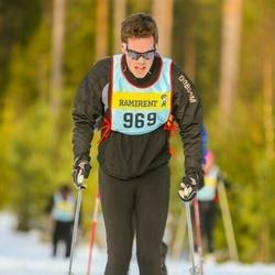 Skiing 90 km - Erik Chytraeus (9696)