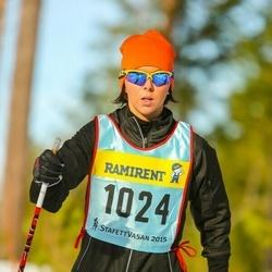Skiing 90 km - Cecilia Fagerlund (10246)