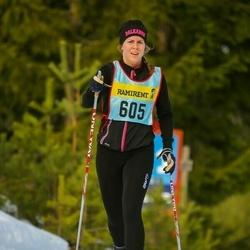 Skiing 90 km - Matilda Kilström (6056)