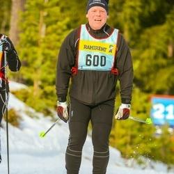 Skiing 90 km - Robert Carlsson (6006)