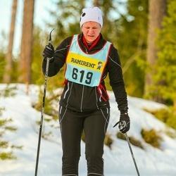 Skiing 90 km - Agneta Hahne (6196)