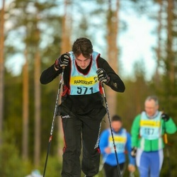 Skiing 90 km - Adam Tideman (5716)