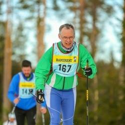 Skiing 90 km - Bernt Gustafsson (1676)