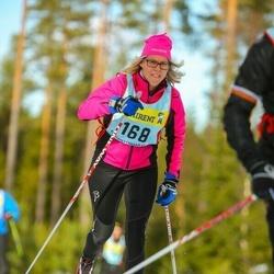 Skiing 90 km - Helen Matsson (1686)