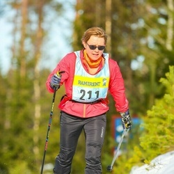 Skiing 90 km - Christina Freyschuss (2116)