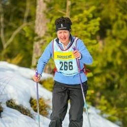 Skiing 90 km - Carmen Butler (2666)
