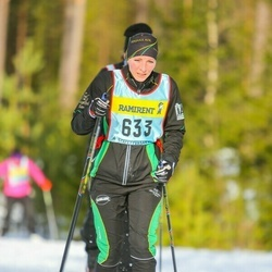 Skiing 90 km - Susanne Andersson (6336)
